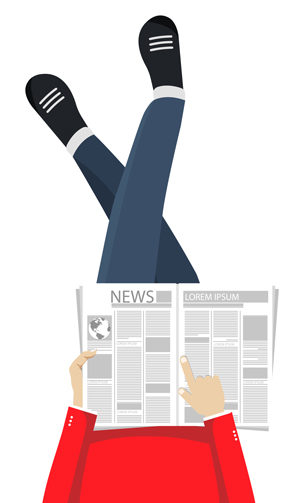 How to improve magazine readability