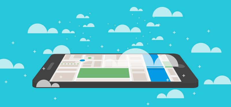Mobile-friendly responsive digital magazine design