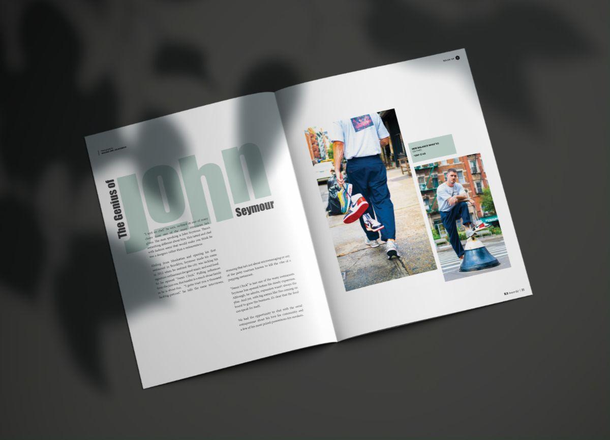 Professional magazine website design company
